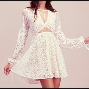For Love and Lemons Lace Daisy Dress